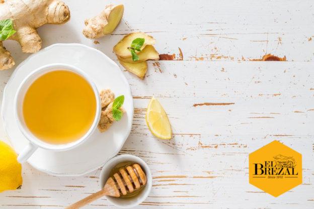 detox con miel