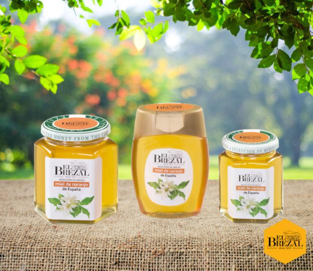 Tarros miel de naranjo